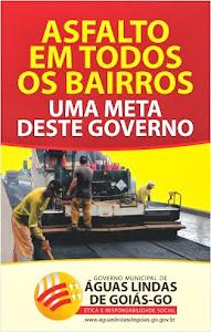 ASFALTO  EM TODOS OS BAIRROS