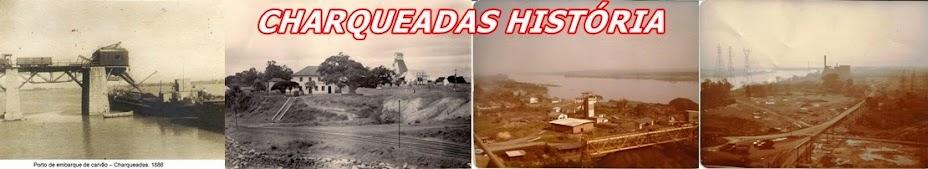 CHARQUEADAS HISTÓRIA LOCAL E ORAL