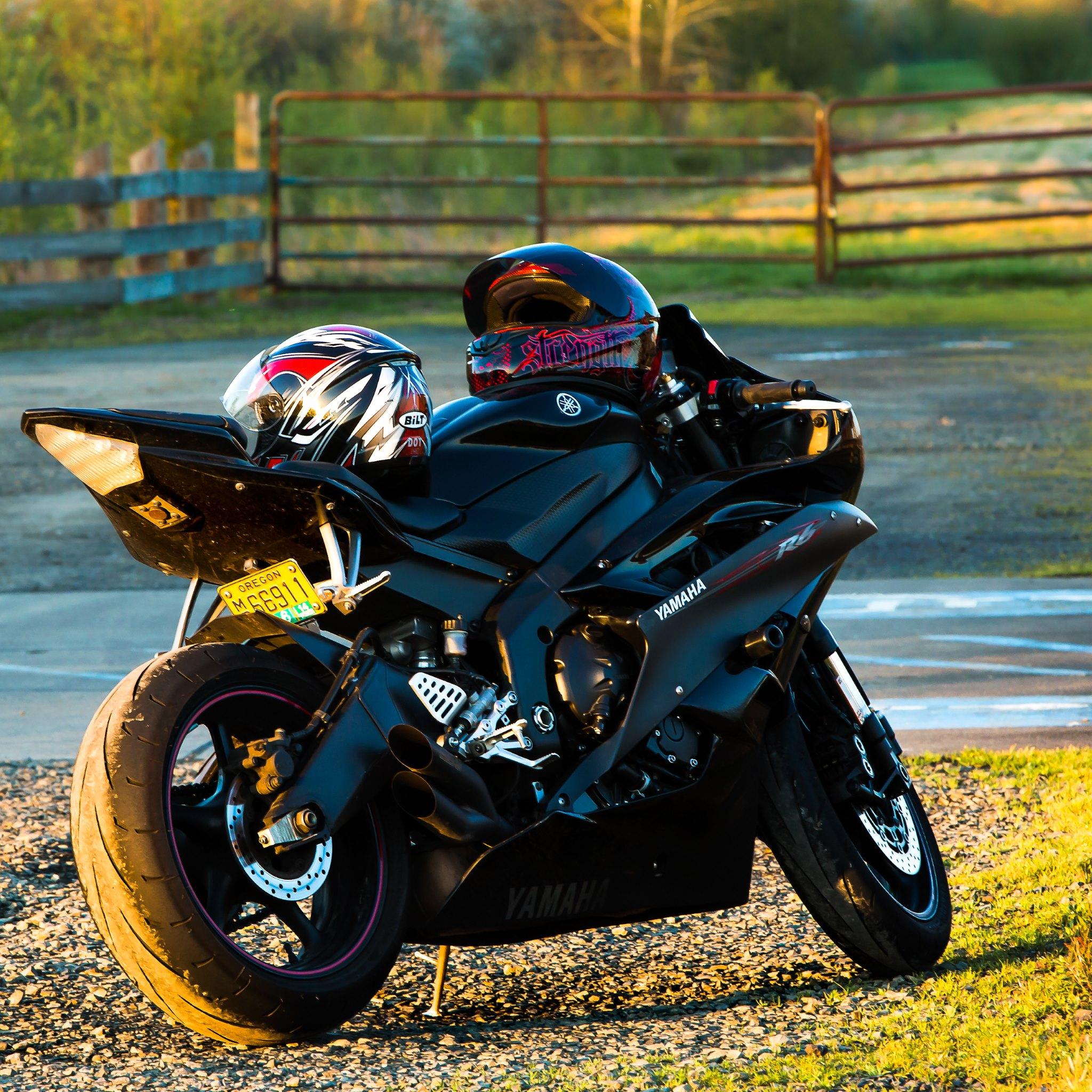 Обои для рабочего стола мотоциклы r6