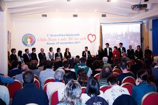 La I° Assemblea Nazionale nel 2011