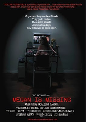 Filme Poster Megan Está Desaparecida DVDRip XviD & RMVB Legendado