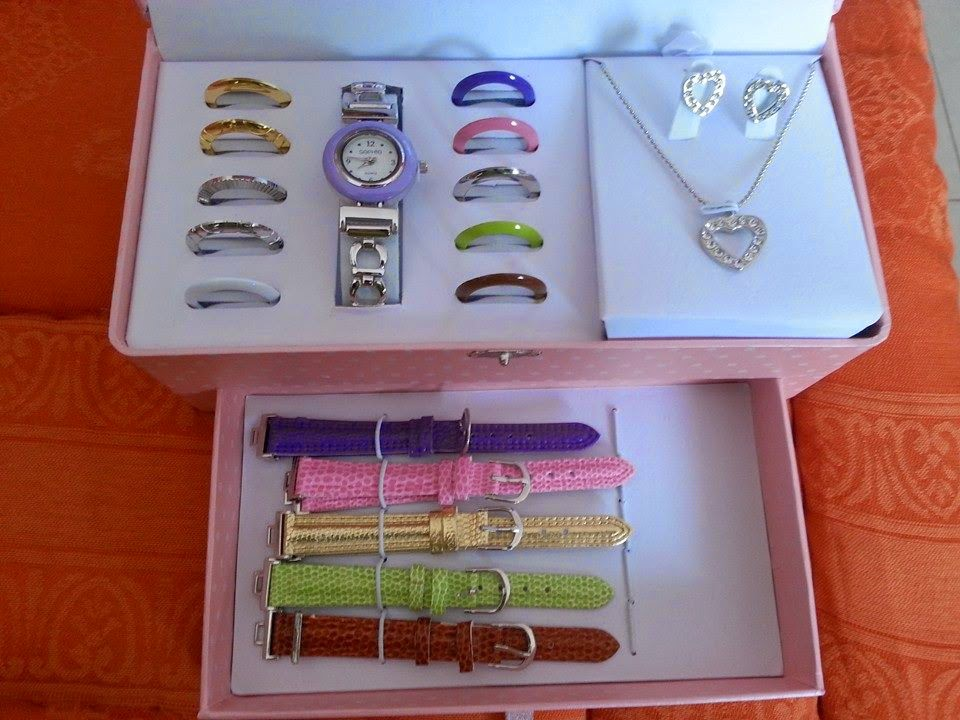 Arlise Watch with 66 Style in 1 Set comes with Free Jewellery