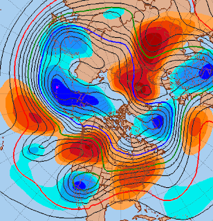 Post: Long Range Thoughts & Potential Thanksgiving Major Winter Storm