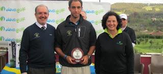 Carlos Garcia Mancebo campeón Asturias 2012 Pitch & Putt