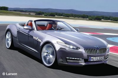 New BMW Z8 2011 | Automotive News