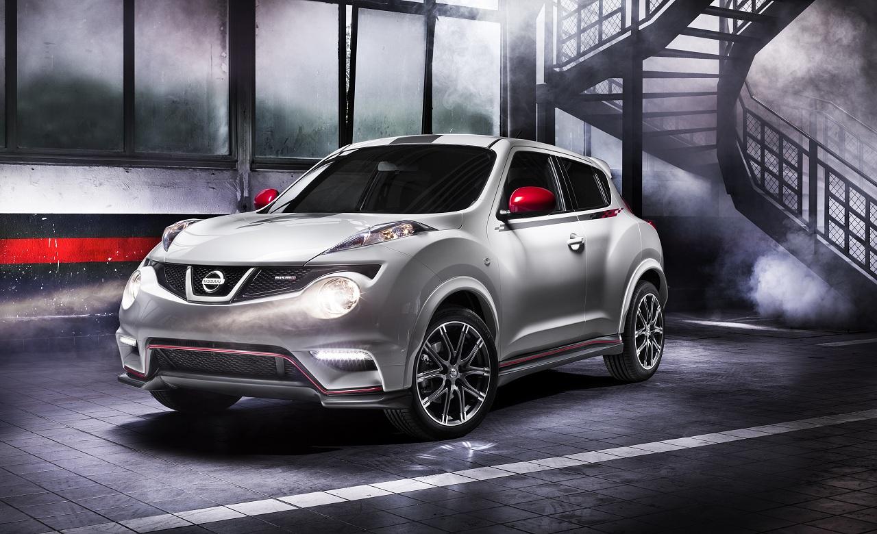 2013 Nissan Juke Nismo Photos