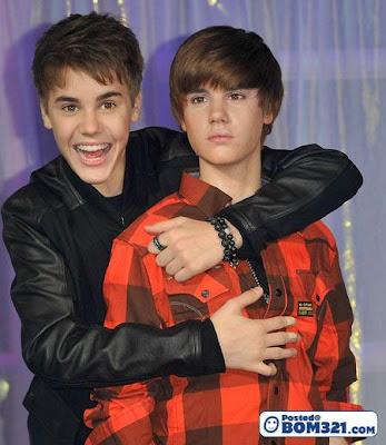 Patung Lilin Justin Bieber