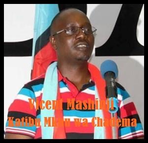 Katibu Mkuu wa Chadema