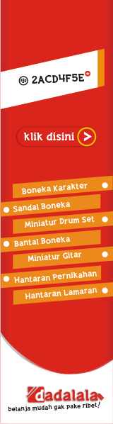 Jual Boneka Online