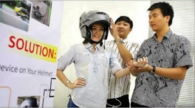 Tips Memilih Helm Yang Benar