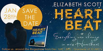 Book Blitz and Giveaway: Heartbeat by Elizabeth Scott