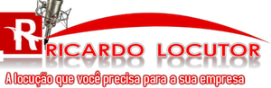 SITE DO RICARDO LOCUTOR