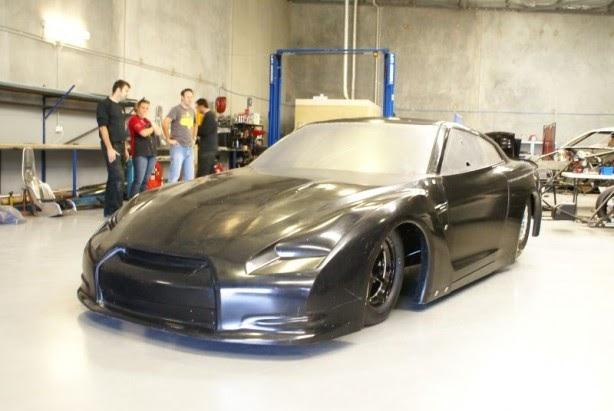 R36 Gtr For Sale >> Three Drag Race R35 GT-R's - 2009gtr.com