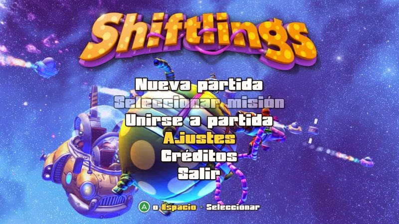 Shiftlings | Multilenguaje | Textos Castellano | 2015