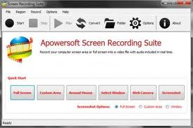 Free Download Apowersoft Screen Recording Suite v3.0.4 with Keygen Full Version