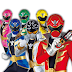 Power Rangers Super Megaforce - O uso dos uniformes de 'Gokaiger'