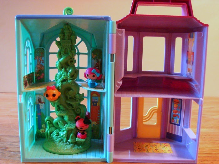 Lalaloopsy Tinies In My Fisher Price Beanstalk Toy Shop