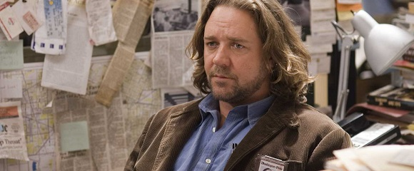 Russell Crowe em INTRIGAS DE ESTADO (State of Play)