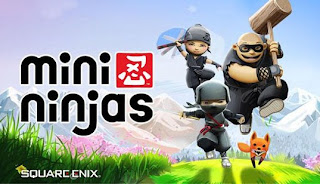 Download Game Mini Ninjas For android 2013