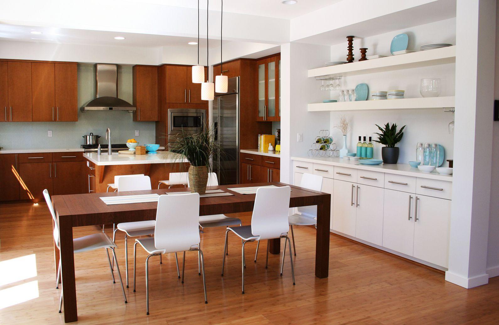 Beau Minimalist Kitchen Idea