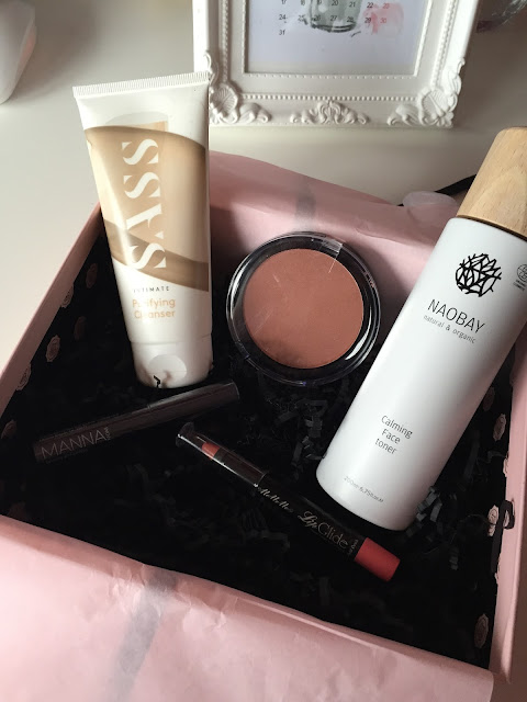 glossybox august 2015