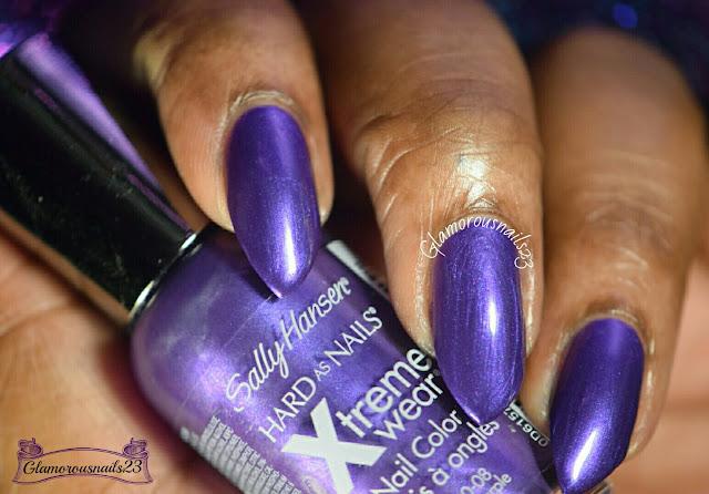 Sally Hansen Xtreme Wear Deep Purple