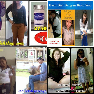 Testimoni Wsc Biolo Slimming Capsule