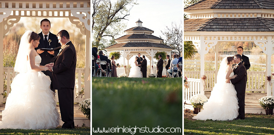 Wedding photography at Lone Summit Ranch in Lee's Summit, MO