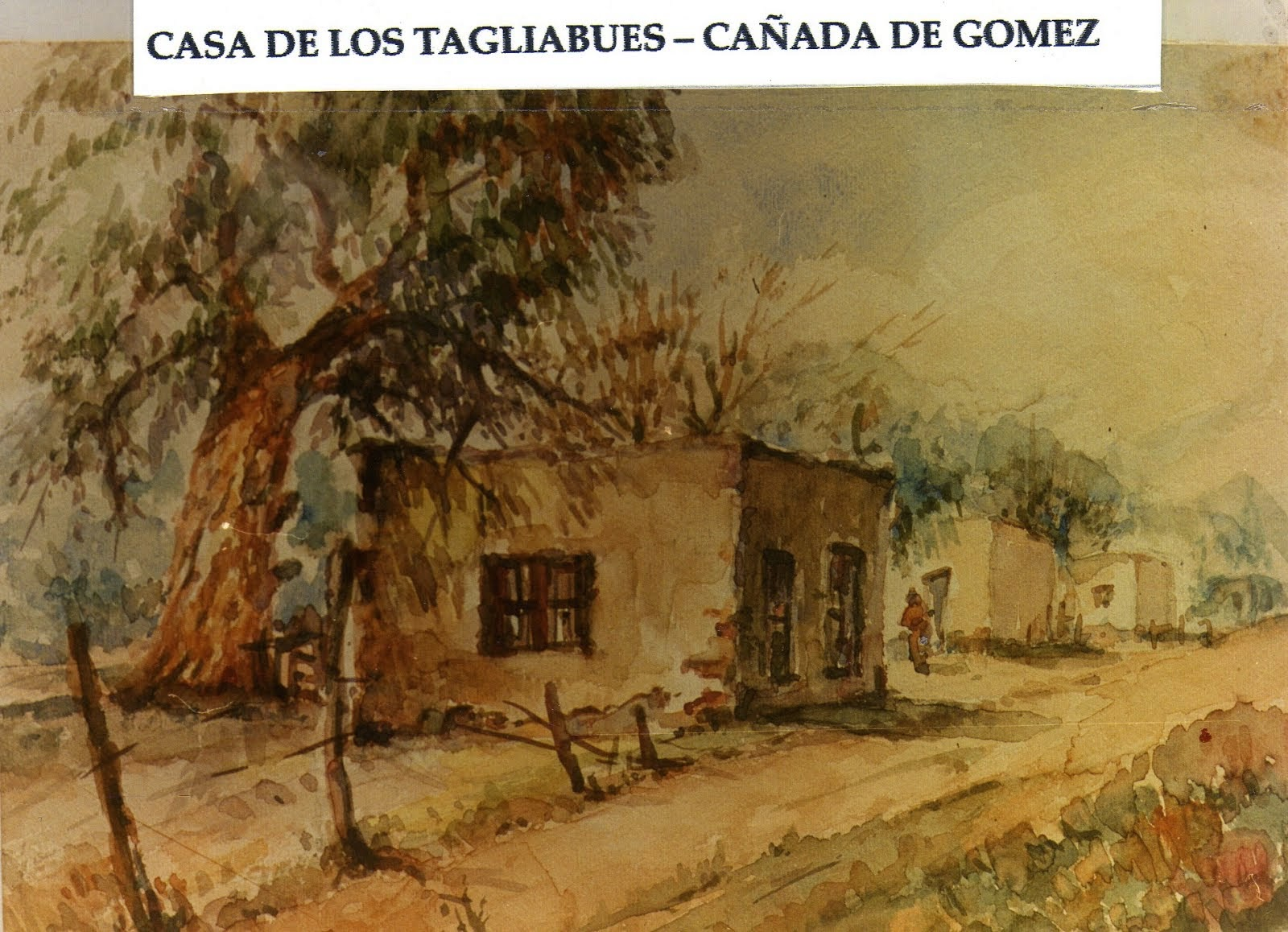 Cañada de Gómez