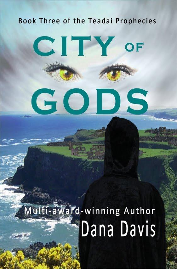 City of Gods: Book Three of the Teadai Prophecies