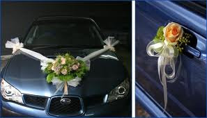 The Best Wedding Car Decoration Ideas
