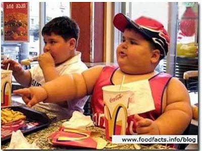 Gemuk fast food