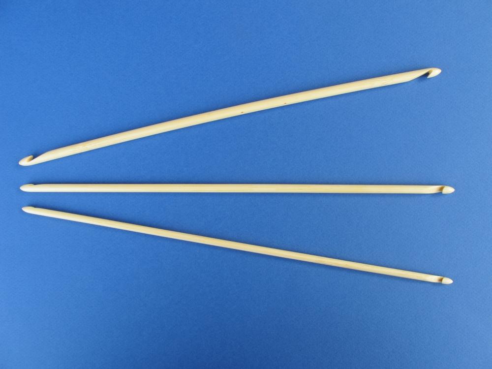 Подобрать крючок для тунисского вязания