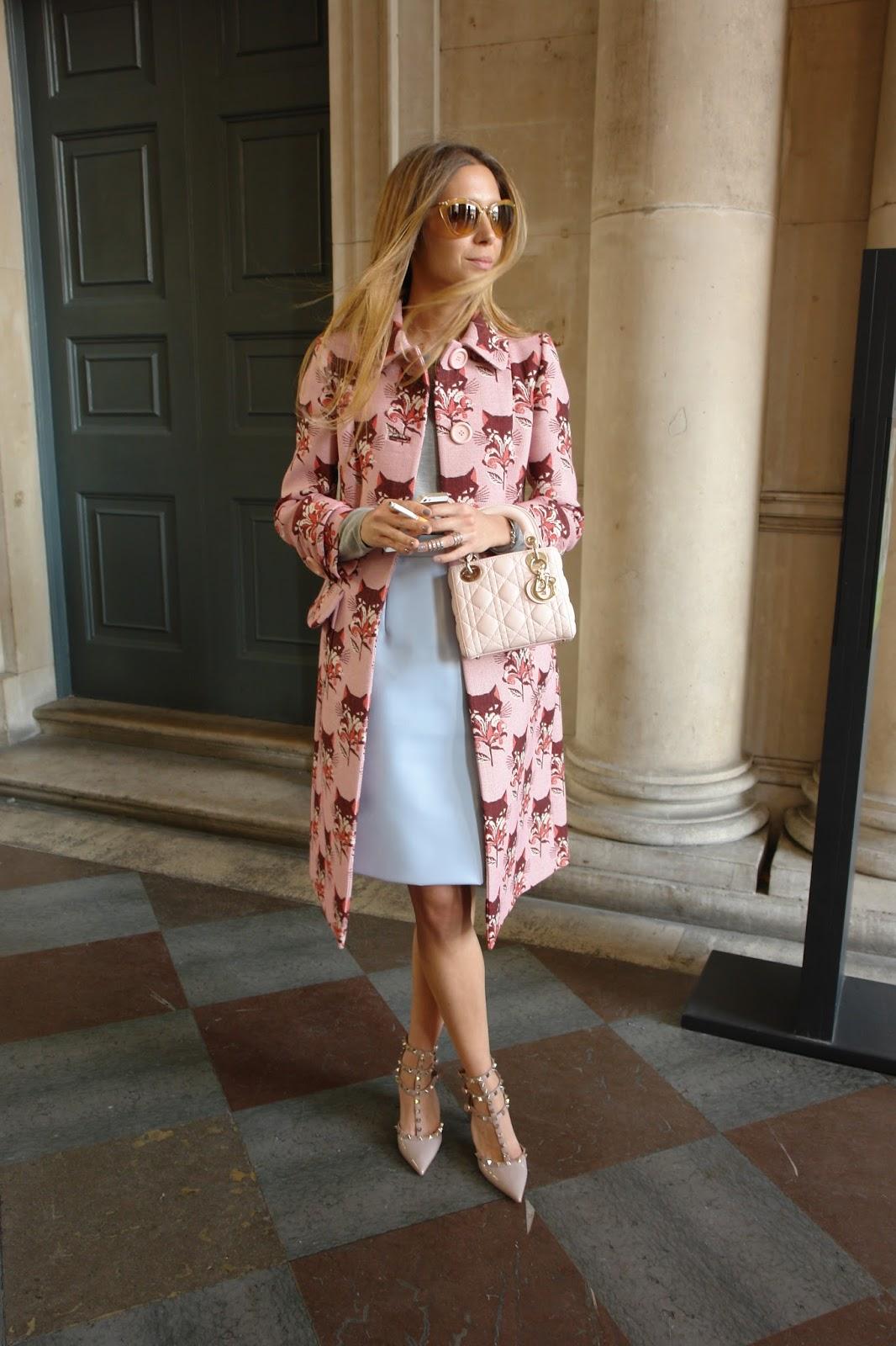 London Fashion Week SS15: street style fashion, London Fashion Week, high street fashion, UK fashion,