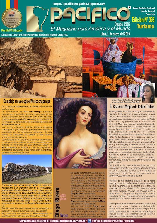 Revista Pacifico N° 393 Turismo