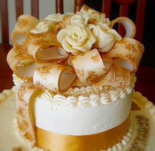 Mocha Chiffon Cake Heart Of Mary