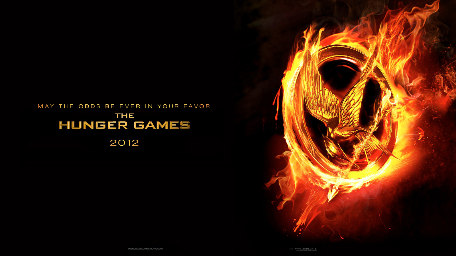 wallpaper: Hunger Games Wallpaper Deviantart
