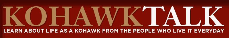 Kohawk Talk - Nina