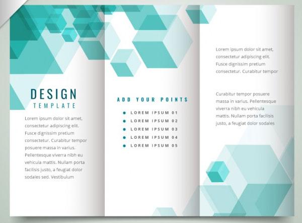 30 Template Desain Brosur Free Download (Format Photoshop ...