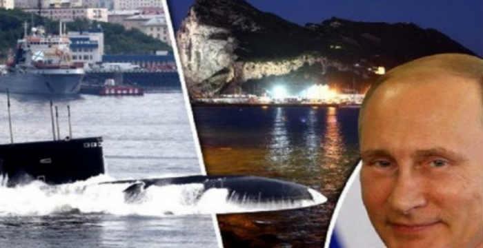 Αποκάλυψη: Με Εντολή Πούτιν Ρωσικό Υποβρύχιο Φάντασμα στο Αιγαίο Παρακολουθεί των Νατοϊκό Στόλο