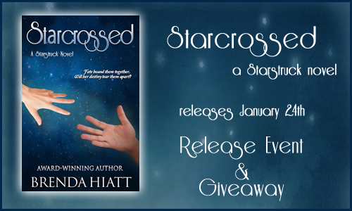 Starcrossed by Brenda Hiatt – Promo + Giveaway