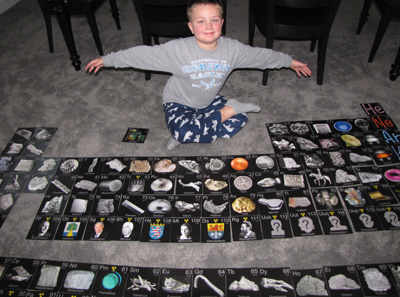 Periodic videos meet professor carbon joshs mother kerry got in touch this week saying my son has been fascinated by the periodic table since he was 4 years old urtaz Choice Image