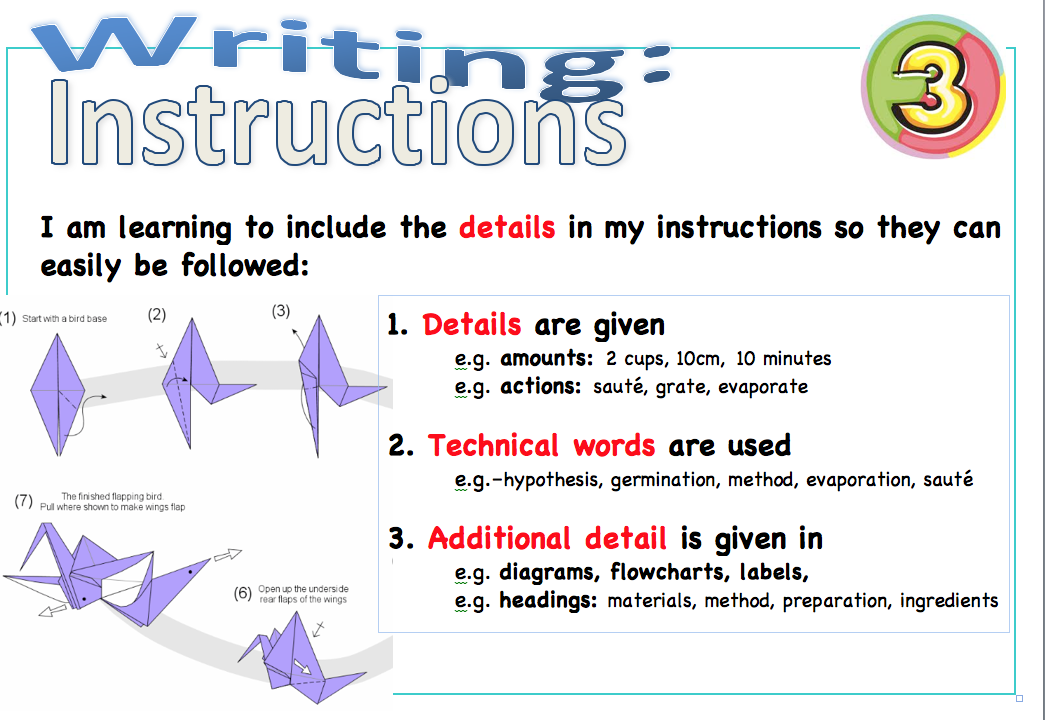 what is writing instruction Writing instructional goals and objectives this site will introduce you to instructional goals, the three types of instructional objectives you may need to create to.