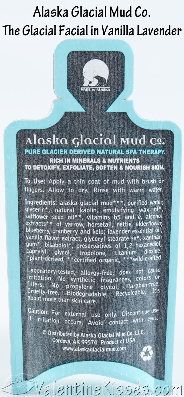 Alaska Glacial Mud Co. The Glacial Facial Purifying Mineral Mud Masque ...