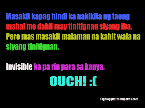 Tagalog Love Quotes For Him Images : Best Tagalog Love Quotes. QuotesGram