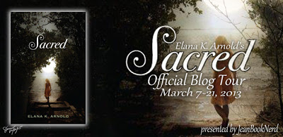 Sacred Blog Tour