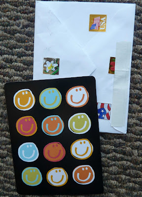 Mail Art Card