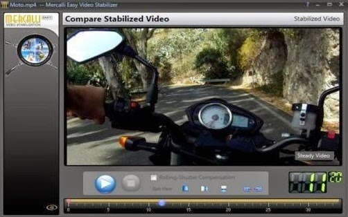 Mercalli Easy Video Stabilizer 2 Serial Key