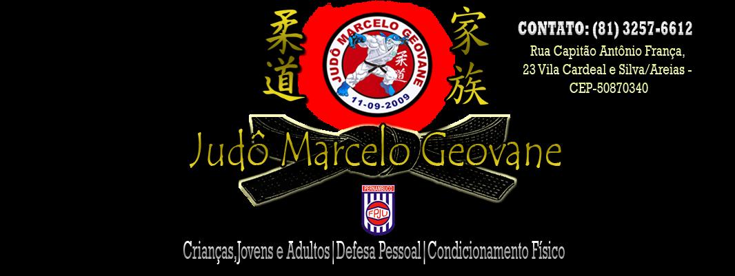 Judô Marcelo Geovane