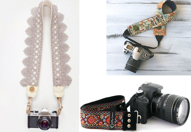 custom camera strap, camera strap diy